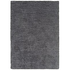 Debenhams - Grey 'Tula' rug