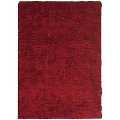 Debenhams - Red 'Tula' rug