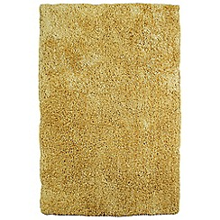 Debenhams - Yellow 'Diva' rug