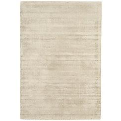 Debenhams - Cream 'Blade' rug