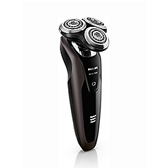 Philips - Series 9000 wet & dry shaver with SmartClean S9031/26