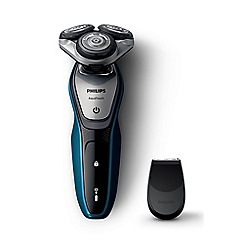 Philips - AquaTouch wet and dry electric shaver S5420/06