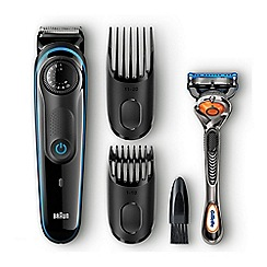 Braun 3 in 1 Cordless beard trimmer- BT3040