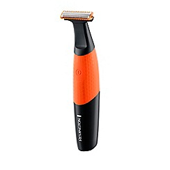 Remington - Orange 'Durablade' trimmer MB010