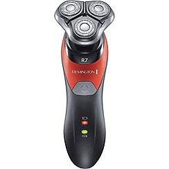 Remington - Silver 'R7 Ultimate Series' rotary shaver xR1530