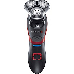 Remington - Silver 'R8 Ultimate Series' rotary shaver xR1550