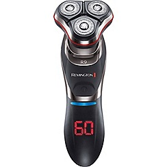 Remington - Silver 'R9 Ultimate Series' rotary shaver xR1570