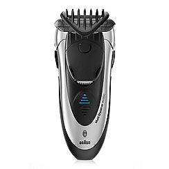 Braun - Black wet and dry multi groomer MG5090