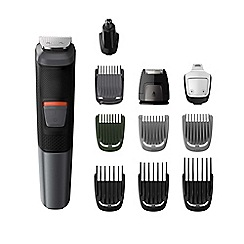 Philips - Series 5000 11-in-1 Grooming Kit for Face, Beard and Body MG5730/13