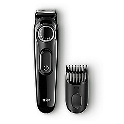 Braun Black beard trimmer BT3022 Best Price, Cheapest Prices