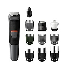 Philips - 11-in-1 'Series 5000' Rechargeable Multi Grooming Kit MG5730/33