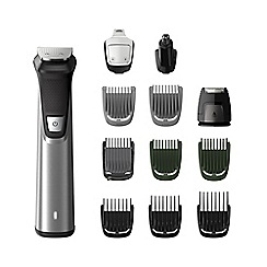 Philips - 12-in-1 'Series 7000 - Ultimate' Rechargeable Multi Grooming Kit MG7735/33