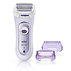 Braun - Silk-épil Lady Shaver 5-560 3-in-1 Cordless Electric Shaver
