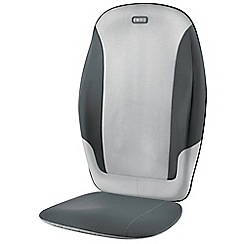 Homedics - Dual back Shiatsu massager SBM-380H-GB
