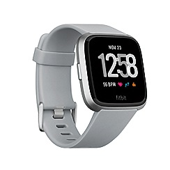 Fitbit - Grey 'Versa' fitness smart watch 200478