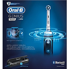Oral-B - Oral-B Genius 9000 black electric toothbrush