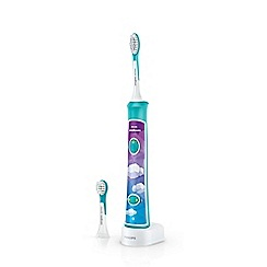 Philips - Sonicare for kids connected toothbrush HX6322/04