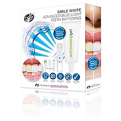 Rio - 'Smile White' advanced blue-light teeth whitening DCWU