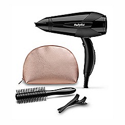 BaByliss - Hair dryer gift set 5571GU