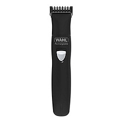 Wahl - Beard trimmer and beard oil gift set 9865-805