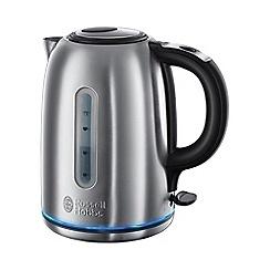 Russell Hobbs - Silver 'Buckingham' jug kettle 20460