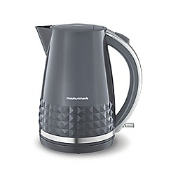 Morphy Richards - Grey 'Dimensions' jug kettle 108264
