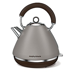 Morphy Richards - Pebble special edition 'Retro Accents' traditional  kettle 102102