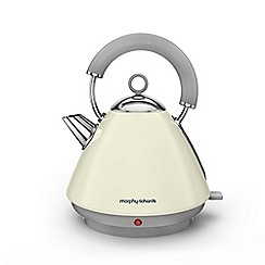 Morphy Richards - Cream 'Accents' Traditional Kettle 102034