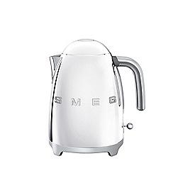 Smeg - Stainless steel jug kettle KLF03SSUK