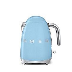 Smeg - Blue jug kettle KLF03PBUK