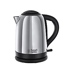 Russell Hobbs - Polished Stainless Steel 'Dorchester' Kettle 20095
