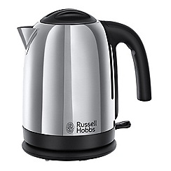 Russell Hobbs - Cambridge stainless steel cordless jug kettle 20071