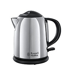 Russell Hobbs - Compact stainless steel jug kettle 20190