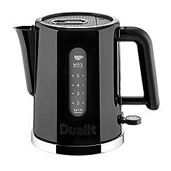 Dualit - Black 'Studio' jug kettle 72120