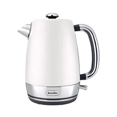 breville strata matt white jug kettle vkj992 debenhams. Black Bedroom Furniture Sets. Home Design Ideas