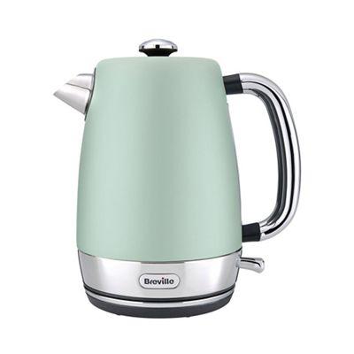 breville strata matt green jug kettle vkj998 debenhams. Black Bedroom Furniture Sets. Home Design Ideas