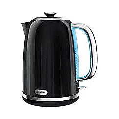 Breville - 'Impressions' black jug kettle VKJ755