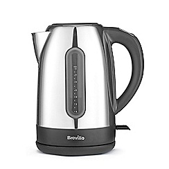 Breville - Stainless steel 'Vista' window kettle VKJ954