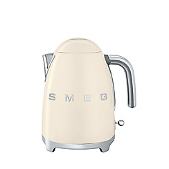 Smeg - Cream jug kettle KLF03CRUK