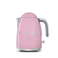 Smeg - Pink jug kettle KLF03PKUK