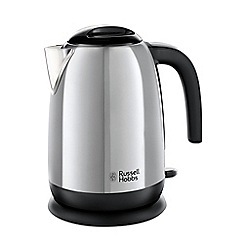 Russell Hobbs - Stainless steel 'Adventure' kettle 23911