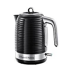 Russell Hobbs - Black 'Inspire' kettle 24361