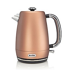 Breville - Rose gold 'Strata Luminere' jug kettle VKT057