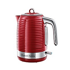 Russell Hobbs - Red 'Inspire' Kettle 24362