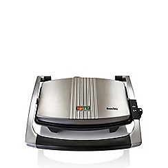 Breville - Cafe style sandwich press VST025