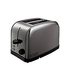 Russell Hobbs - 2 Slice silver Futura Toaster 18780