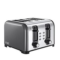Russell Hobbs - Grey 'Oslo' 4 slice toaster 23546