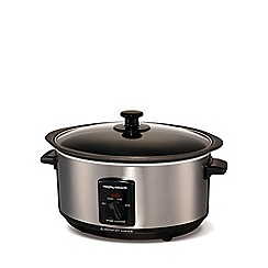 Morphy Richards - Sear & stew 3.5l slow cooker - brushed 48701