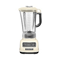 KitchenAid - Cream 'Diamond' blender 5KSB1585BAC