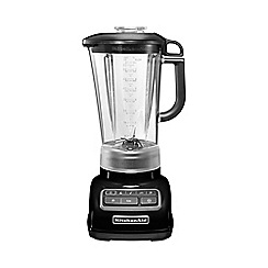 KitchenAid - Black 'Diamond' blender 5KSB1585BOB